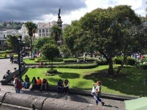 Quito Central Plaza