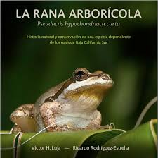 Cover of the book La Rana Arboricola, featuring a handsome frog