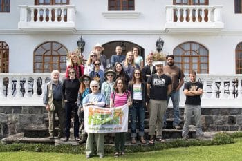 3. Ecuador Adventures and Frogs – Villa daFiore and Tumbaco Part II