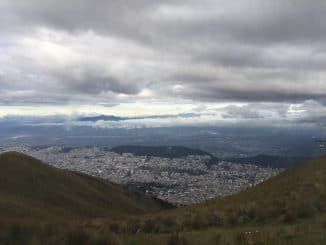 26.  Ecuador Adventures and Frogs – Quito, Part I